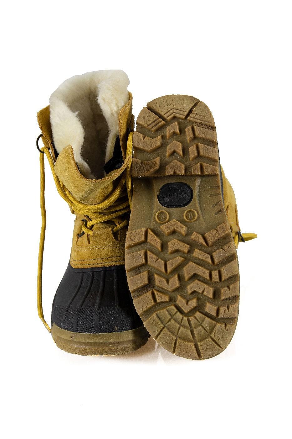 bottes de neige pointure 38