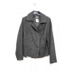 Veste courte grise, taille M Sans marque M Veste Femme 24,00€
