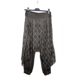 Sarouel, taille unique  TU Pantalon Femme 9,60€