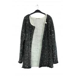 Gilet Sépia, taille L  Tout Femme Occasion Taille L 21,60€