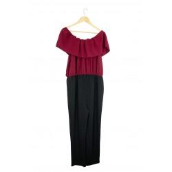 Combinaison, Taille 46 Sans marque Combinaison Occasion Femme de la taille XL 30,00€