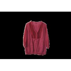 Chemisier MS mode, taille 46 Ms Mode  XL Haut Femme 9,60€