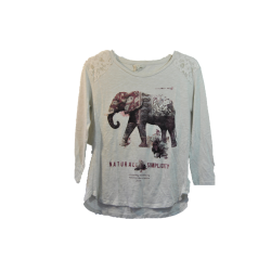 T-shirt Springfield, taille M Springfield Haut Occasion Femme Taille M 18,00 €