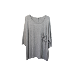 T-shirt Ms Mode, taille XXL Ms Mode  Haut Occasion Femme Taille XXL 16,80€