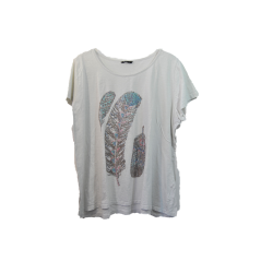 T-shirt Ms Mode, taille XXL Ms Mode  Haut Occasion Femme Taille XXL 8,40€