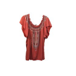 Haut Ms Mode, taille XXL Ms Mode  Haut Occasion Femme Taille XXL 14,40€