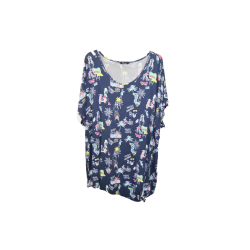 T-shirt Ms Mode, taille XXL Ms Mode  Haut Occasion Femme Taille XXL 15,60€