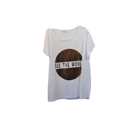 T-shirt Ms Mode, taille XXL Ms Mode  Haut Occasion Femme Taille XXL 18,00€