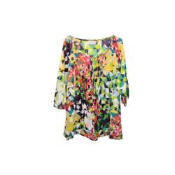 Blouse Armand Thierry, taille XXL Armand Thierry Tunique Occasion Femme Taille XXL 25,20€