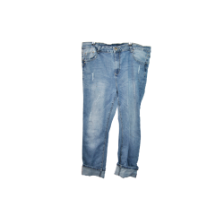 Pantalon Ms Mode, taille 51 Ms Mode  Pantalon Occasion Femme Taille XXL 14,40€