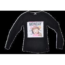 T-shirt Emoji, taille 12 ans Emoji Enfant Occasion Fille 12 ans 14,40€