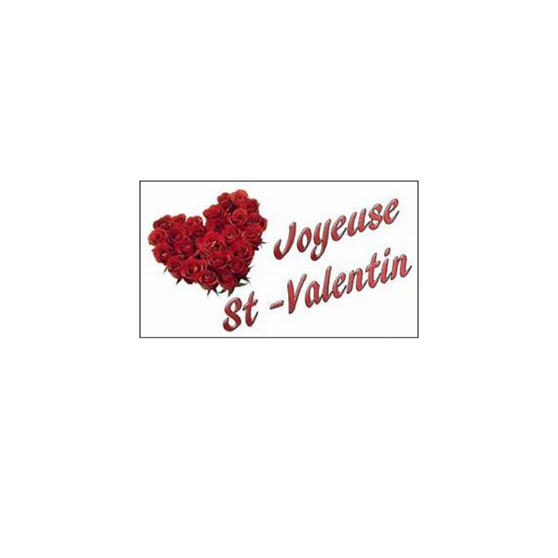 Saint-Valentin  my Gift cards 50,00 €