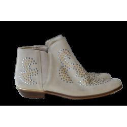 Boots San Marina, 37 San Marina Chaussure Occasion Femme Pointure 37 33,60€