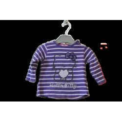 T-shirt Hello Kitty, 12 mois Hello Kitty Bébé Occasion Fille 12 mois 12,00€