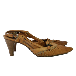 Sandale, 39 Sans marque Chaussure Occasion Femme Pointure 39 9,60€