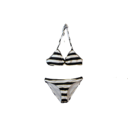 Bikini Noir et Blanc, S HM Maillot de bain Occasion Femme 13,99€
