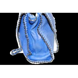 Sac à main cuir Bleu Sans marque Maroquinerie  34,99€