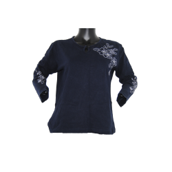 Pull Zamba, taille 42/44  L Pull Femme 9,60€