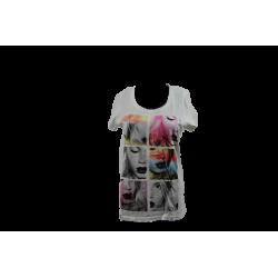 T-shirt La Redoute, taille M La Redoute M Haut Femme 6,00€
