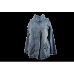 Veste En jeans, taille M Sans marque M Manteau Femme 14,99€