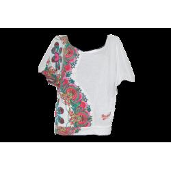 T-shirt Desigual, taille M Desigual Haut Taille M 15,00€