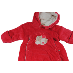 Manteau Tous petits, 3 mois Tous petits Bébé 3 mois  9,60€