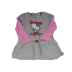 Robe Hello Kitty, 3 ans Hello Kitty Bébé 36 mois 6,00 €