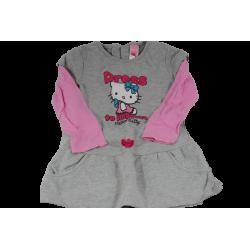 Robe Hello Kitty, 3 ans Hello Kitty Bébé 36 mois 6,00€