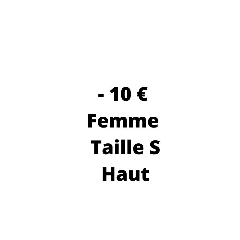 Haut Occasion Femme pas cher - de 10 € de la taille S - Dressing MySongOriginal 3.0