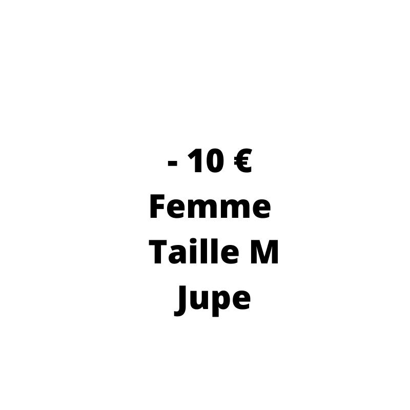 Jupe Occasion Femme pas cher - de 10 € de la taille M - Dressing MySongOriginal 3.0