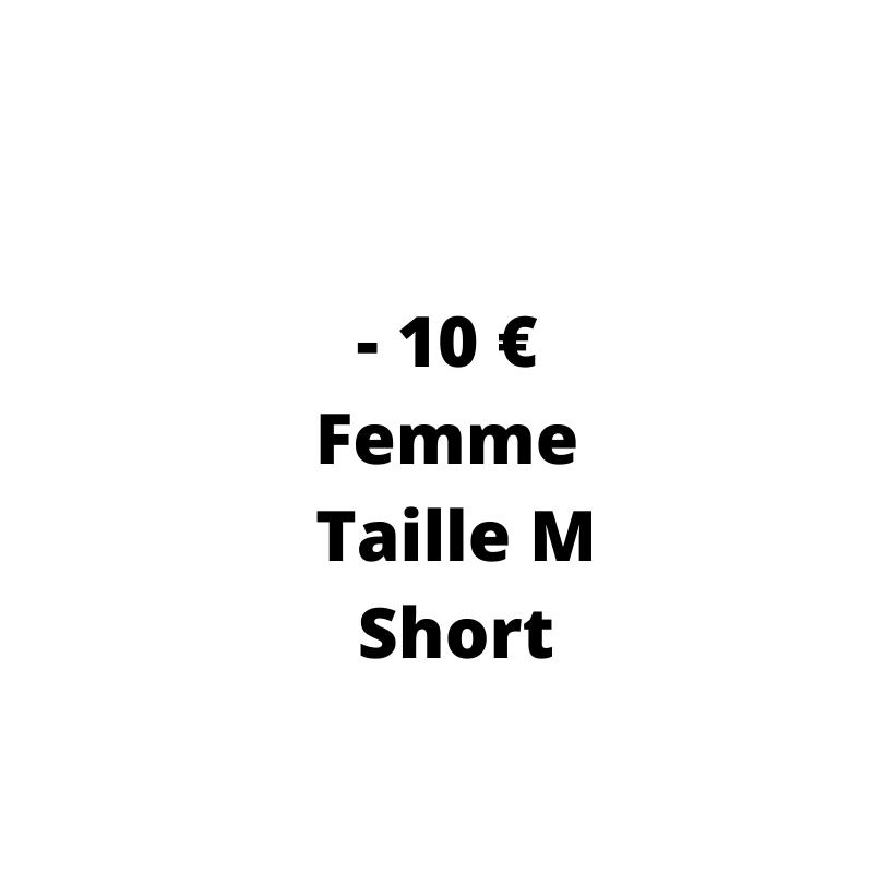 Short Occasion Femme pas cher - de 10 € de la taille M - Dressing MySongOriginal 3.0