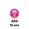 Ado Occasion Fille 16 ans