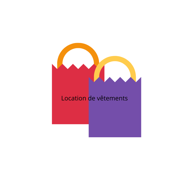Location de vêtements - Dressing MySongOriginal 3.0