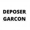 Déposez Garçon